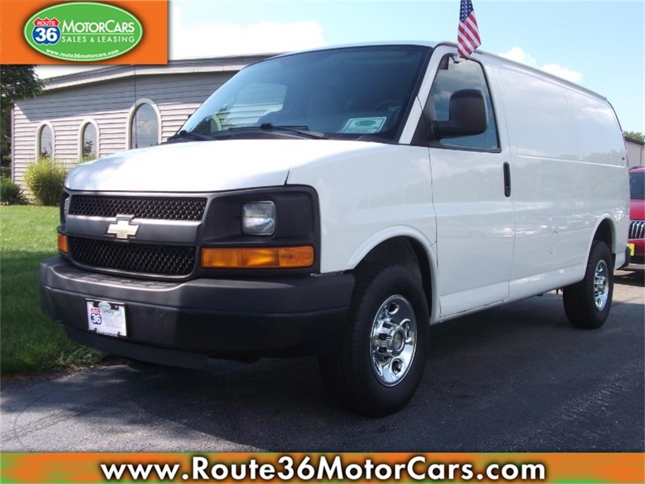 For Sale 2013 Chevrolet Express In Dublin Ohio