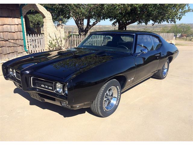 Picture of Classic '69 Pontiac GTO located in Texas Offered by  - OMQ6
