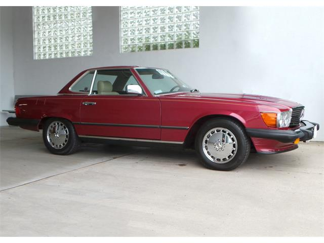 Picture of '89 560SL - OMQL