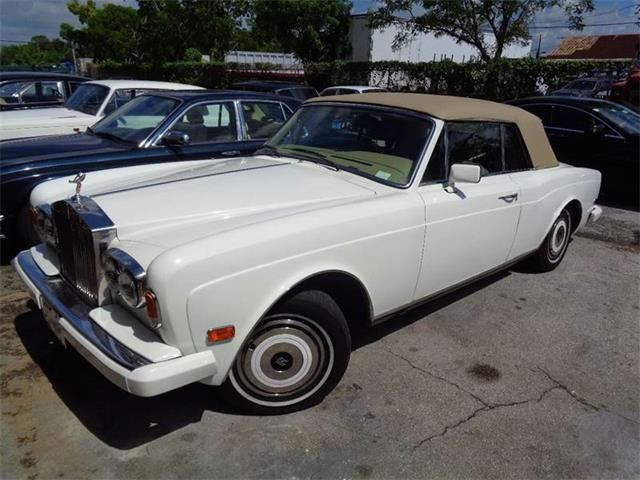 Picture of '85 Rolls-Royce Corniche - OMR6