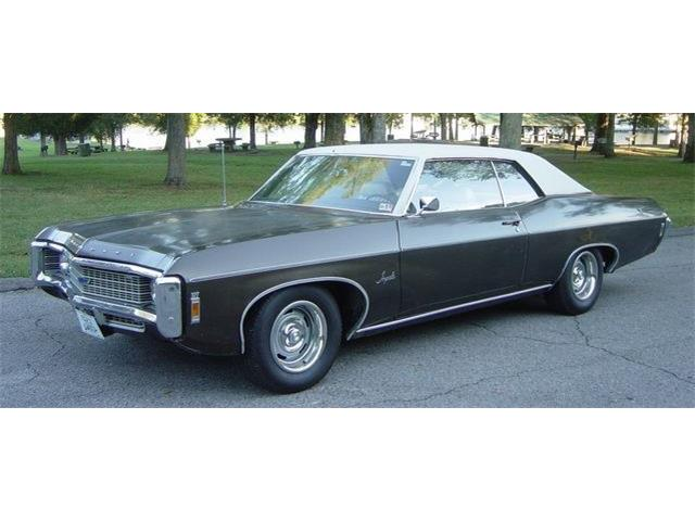 Picture of Classic '69 Chevrolet Impala located in Tennessee - $8,950.00 Offered by  - OMRO