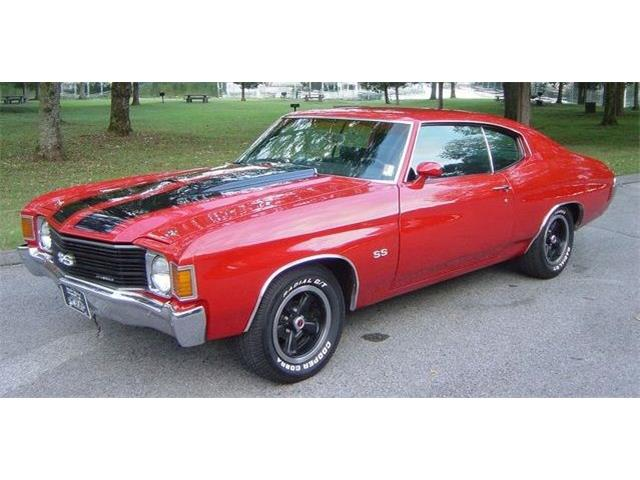 Picture of '72 Chevelle - OMRU