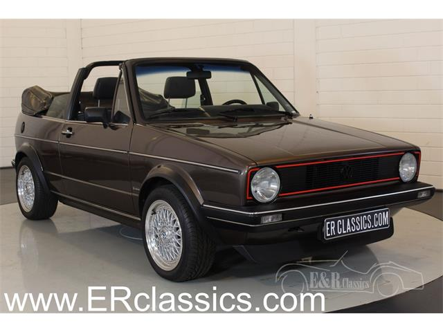 Picture of 1984 Golf Offered by  - OMSY