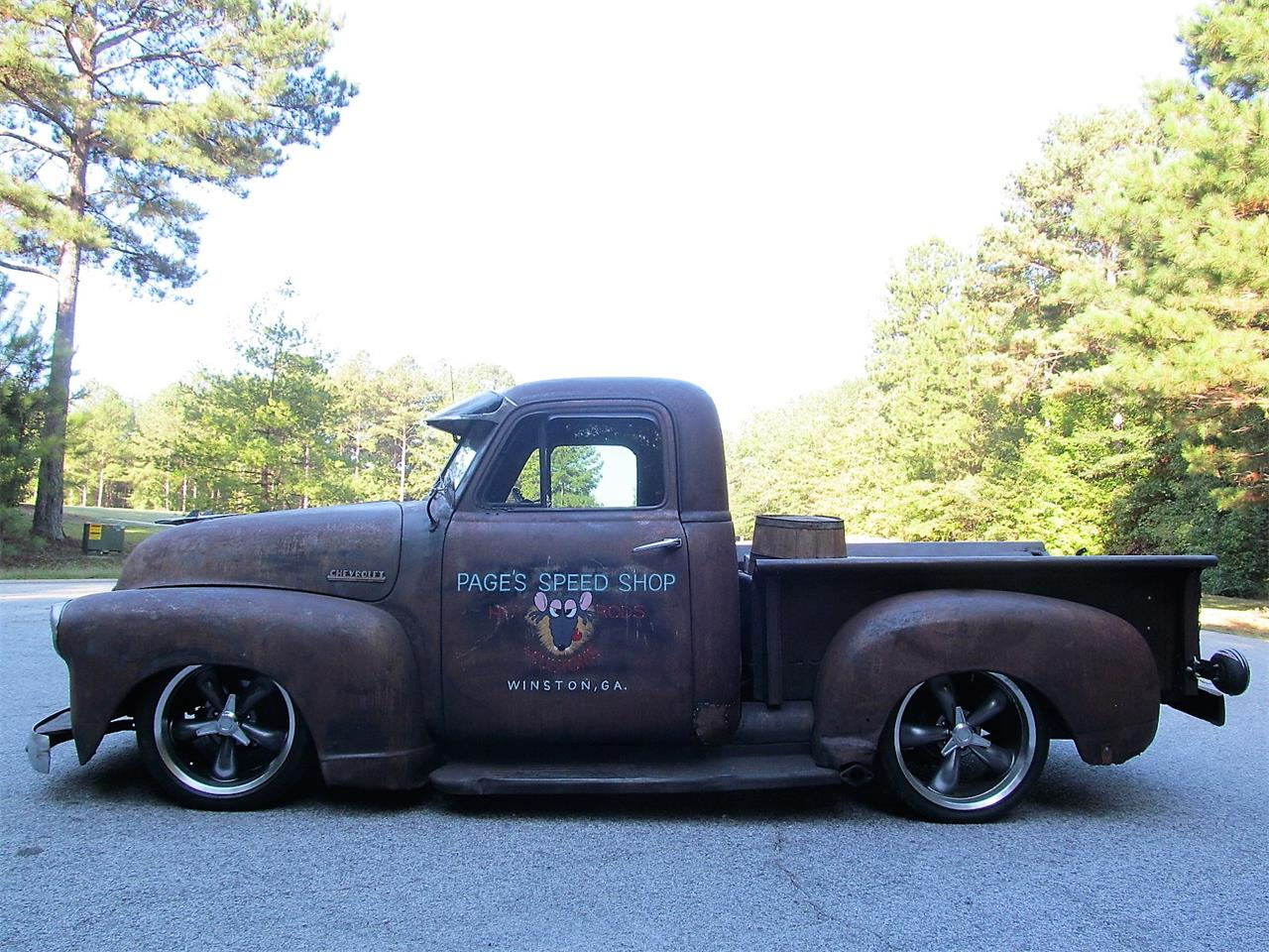 Large Picture of '52 Chevrolet 3100 located in Georgia - $18,900.00 Offered by Peachtree Classic Cars - OMT5