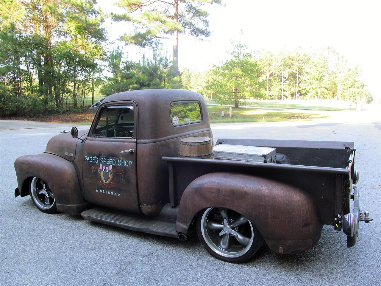 Large Picture of Classic '52 Chevrolet 3100 - $18,900.00 Offered by Peachtree Classic Cars - OMT5