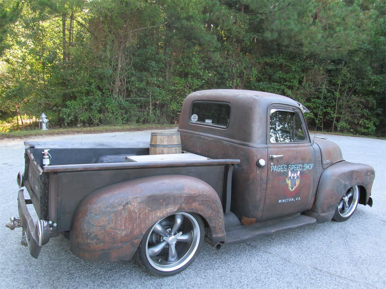 Large Picture of 1952 Chevrolet 3100 located in Fayetteville Georgia - $18,900.00 - OMT5