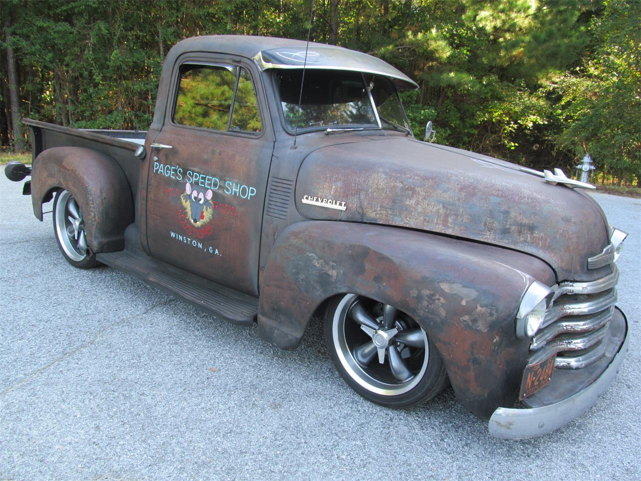 Large Picture of Classic '52 Chevrolet 3100 - OMT5