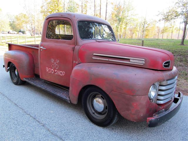 Picture of Classic '50 Ford F1 located in Fayetteville Georgia - $16,900.00 - OMT6