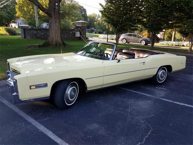 Picture of '75 Eldorado - OMTP