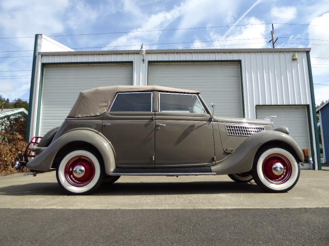Picture of Classic '35 Ford 4-Dr Sedan located in Oregon - $54,900.00 Offered by  - OMTR