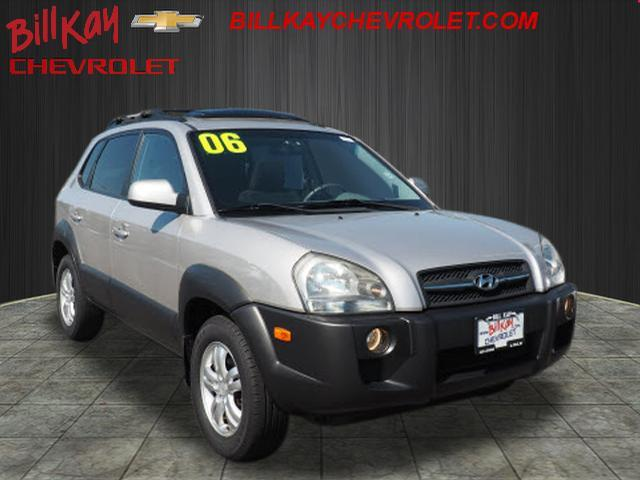 Picture of '06 Tucson - OGCL