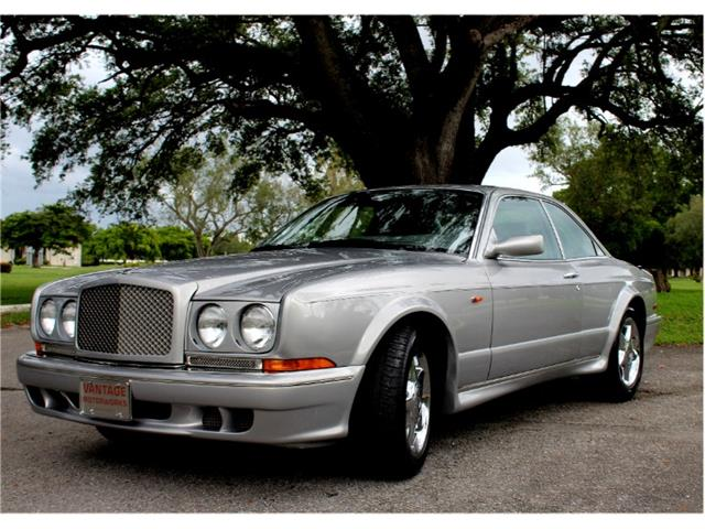 Picture of '01 Bentley Continental T Mulliner located in Florida - OMU1
