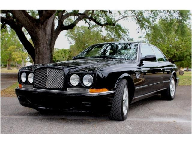 Picture of '03 Continental R Sports Coupe Auction Vehicle - OMU2
