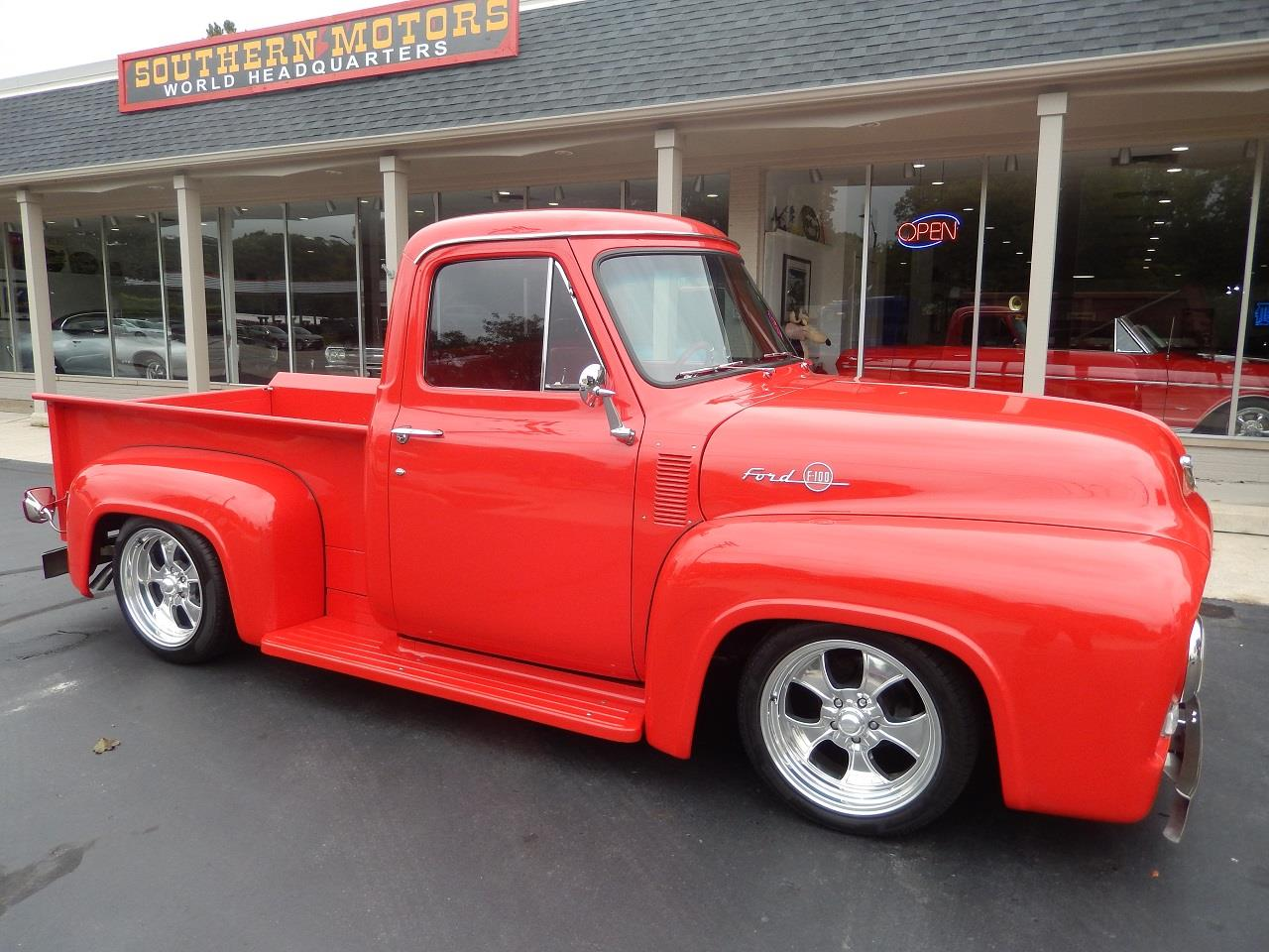 1955 Ford F100 For Sale Cc 1149342 Wheels Large Picture Of 55 Omu6