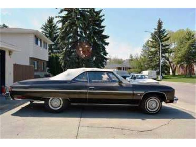 1971 to 1976 Chevrolet Caprice for Sale on ClassicCars com on
