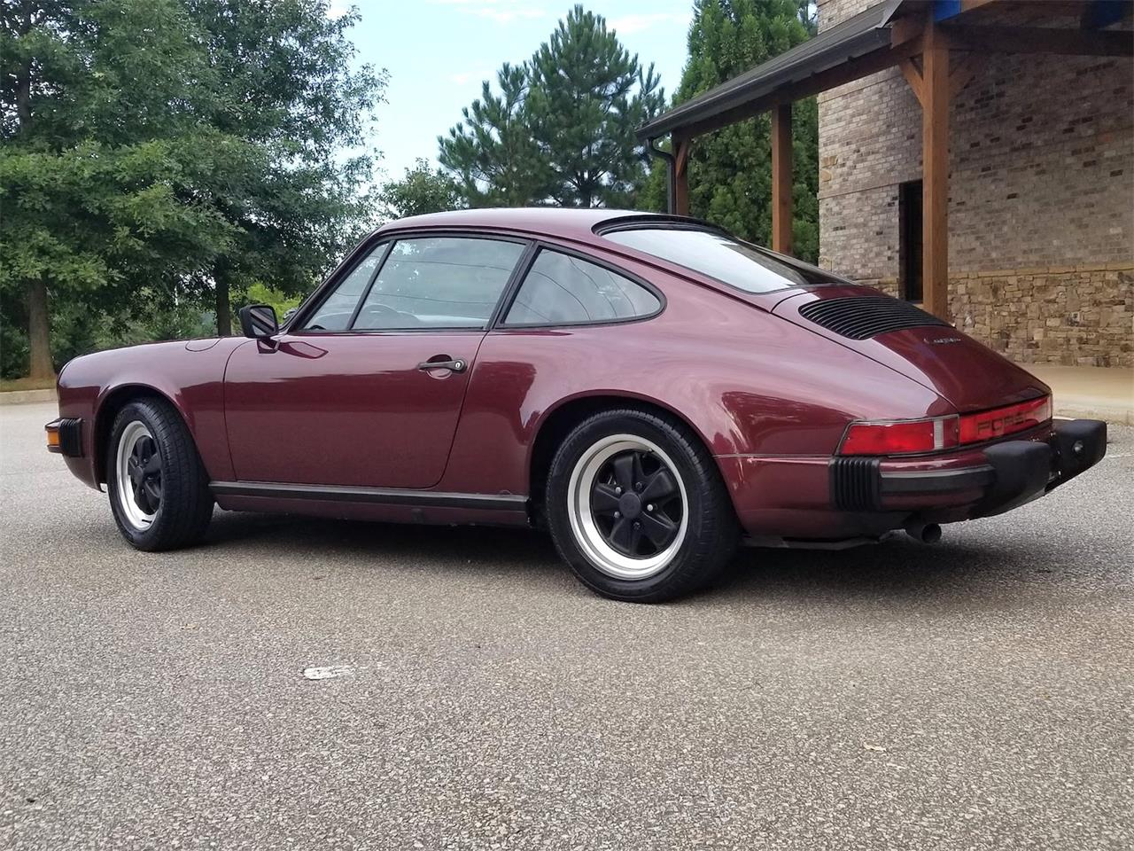 Large Picture of '84 911 Carrera - OMUS