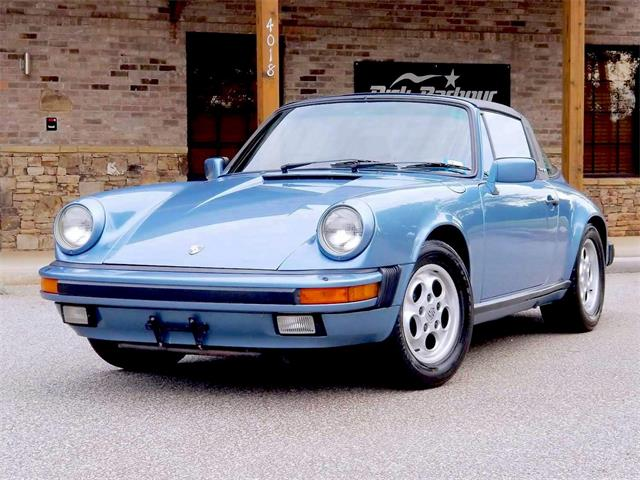 1986 Porsche 911 For Sale On Classiccars