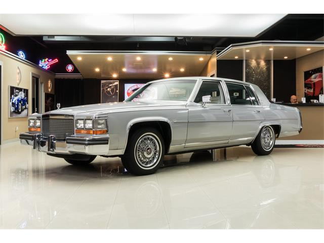 Picture of 1987 Cadillac Brougham - $29,900.00 Offered by  - OMV2