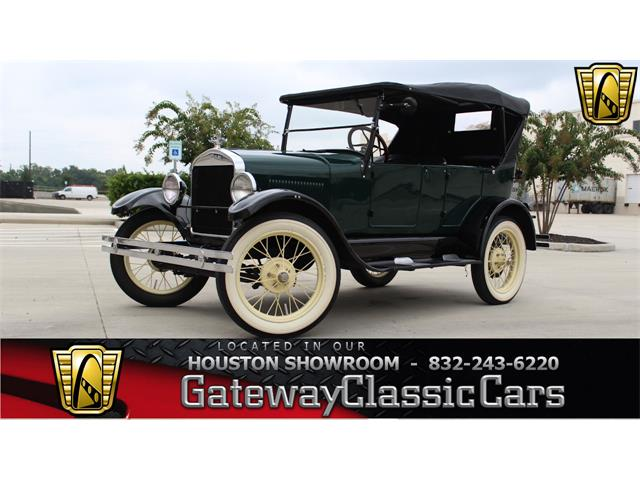 Picture of Classic '26 Model T located in Texas - $19,995.00 - OMVO