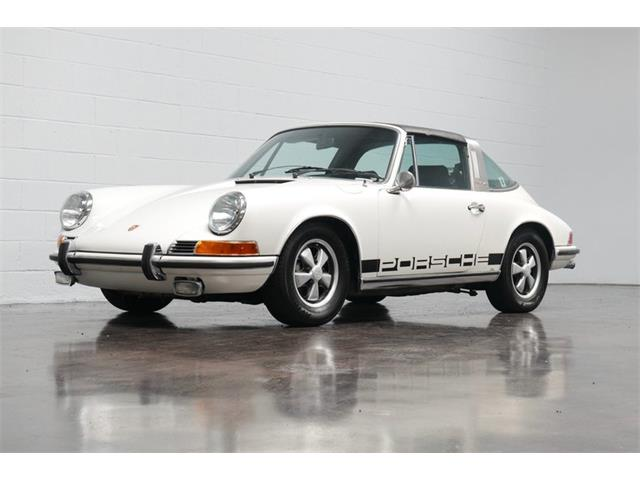Picture of Classic '71 Porsche 911E Offered by  - OGCU