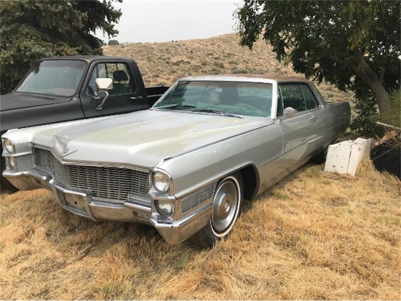 Large Picture of '65 Coupe DeVille - OMWH