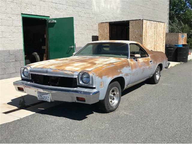 Picture of '73 El Camino - OMWJ