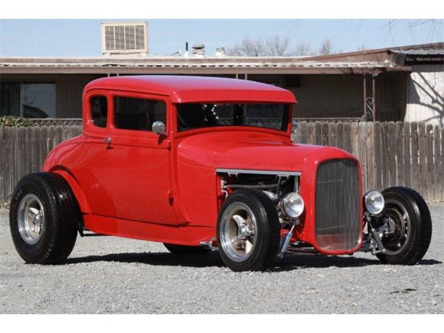 Picture of Classic 1929 Ford Coupe located in Cadillac Michigan Offered by  - OMWK