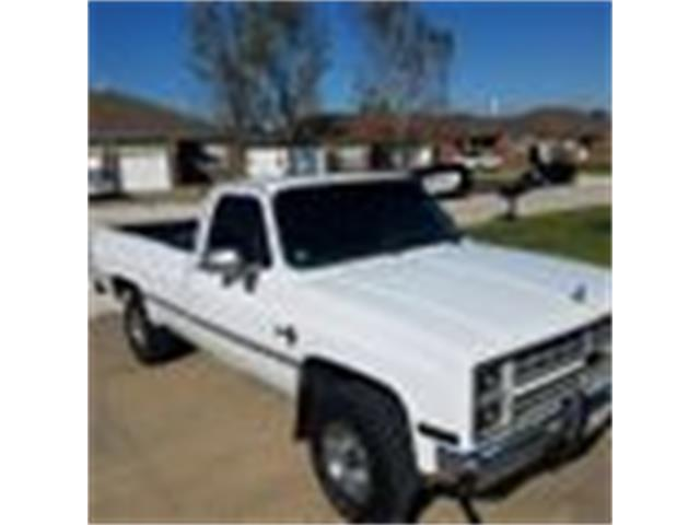 Picture of '83 C/K 10 Offered by  - OMWQ