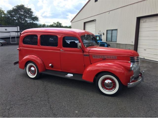 Picture of 1941 Chevrolet Suburban located in Cadillac Michigan - $57,595.00 Offered by  - OMX7