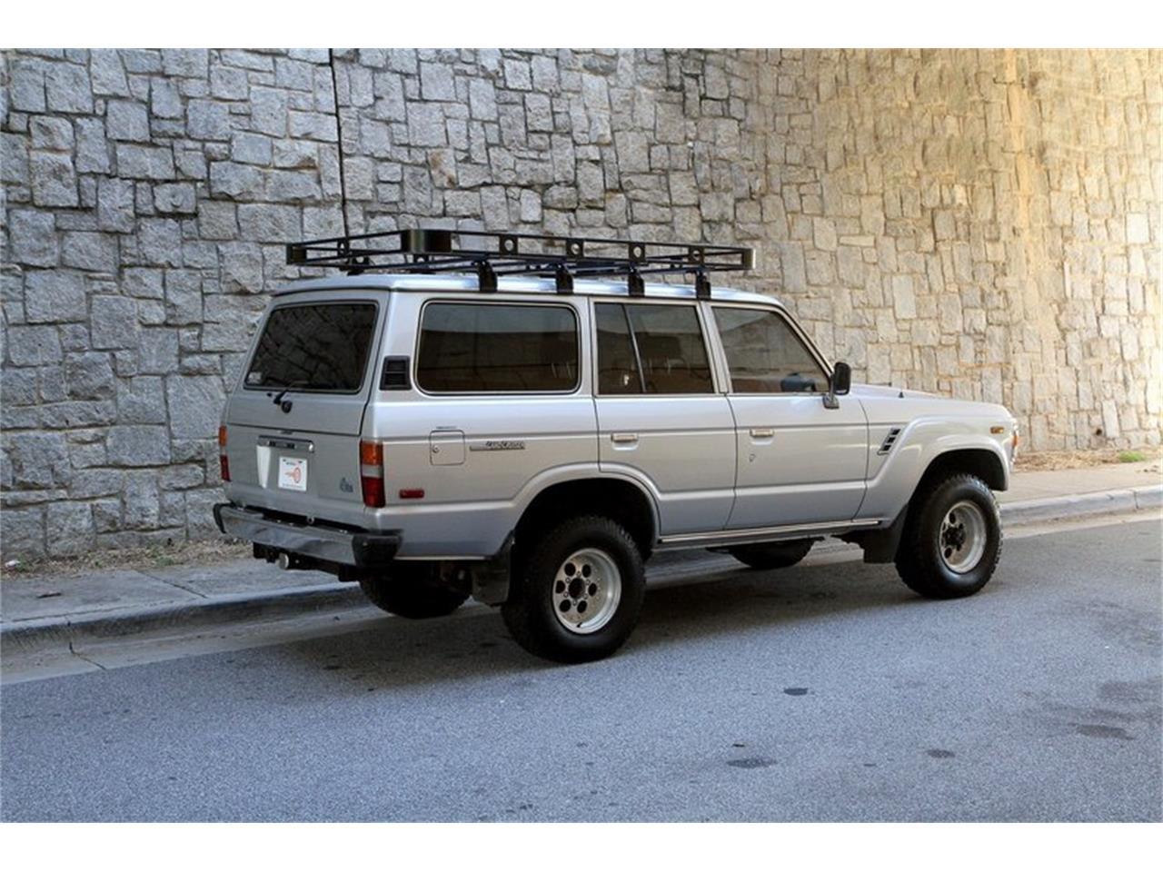 For Sale: 1986 Toyota Land Cruiser FJ in Atlanta, Georgia