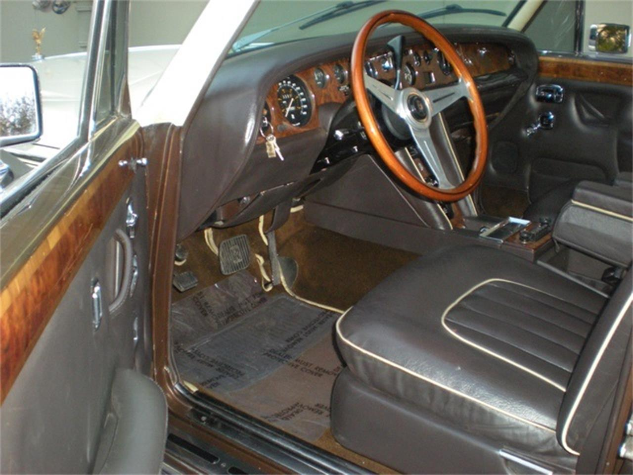 Large Picture of 1976 Rolls-Royce Silver Shadow located in Delray Beach Florida - $17,900.00 - OMXG