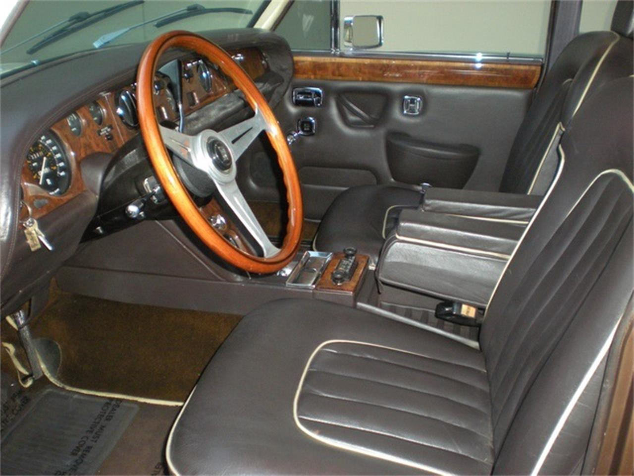 Large Picture of '76 Rolls-Royce Silver Shadow located in Delray Beach Florida Offered by Autosport Group - OMXG
