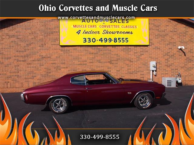 Picture of 1970 Chevrolet Chevelle Offered by  - OMXN