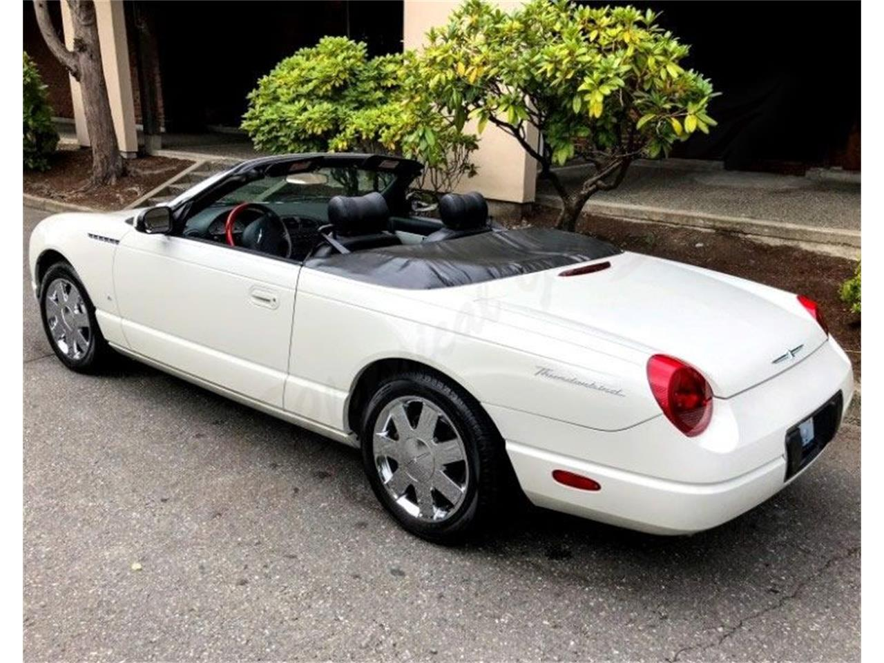 Large Picture of '03 Thunderbird - OMY9