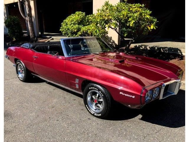 Picture of '69 Firebird - OMYB