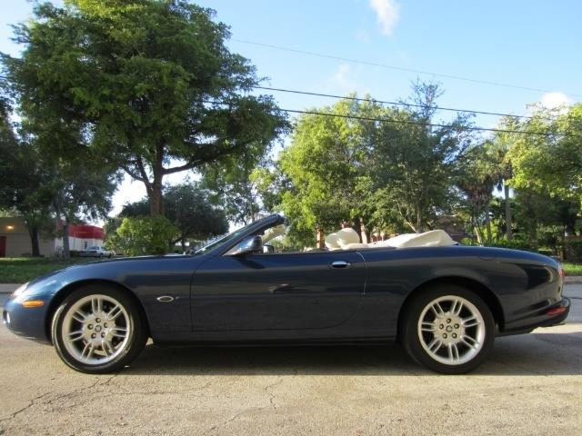 Picture of '02 XK8 - OFPB