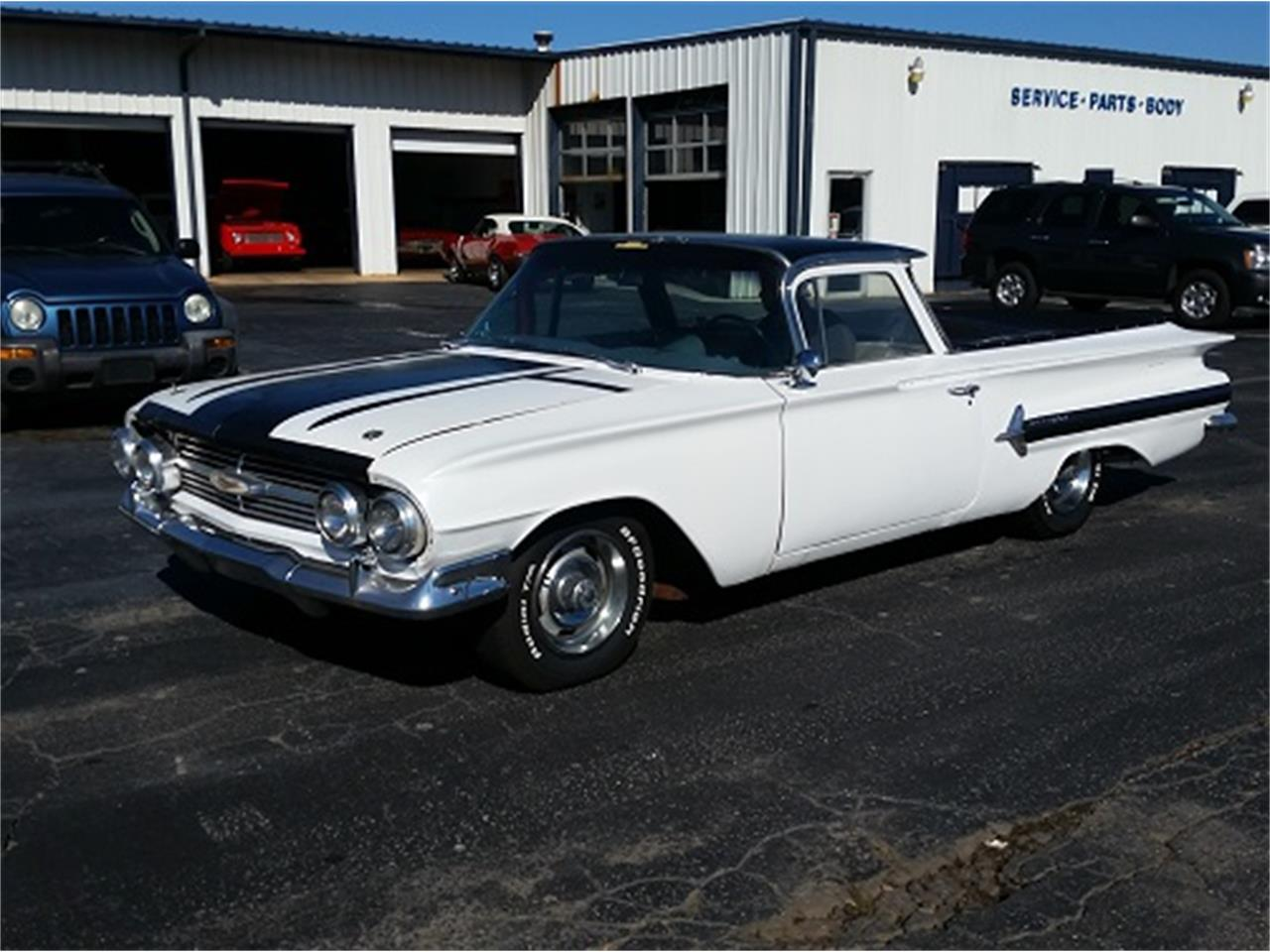 Large Picture of Classic 1960 Chevrolet El Camino located in Simpsonville South Carolina - OGD2