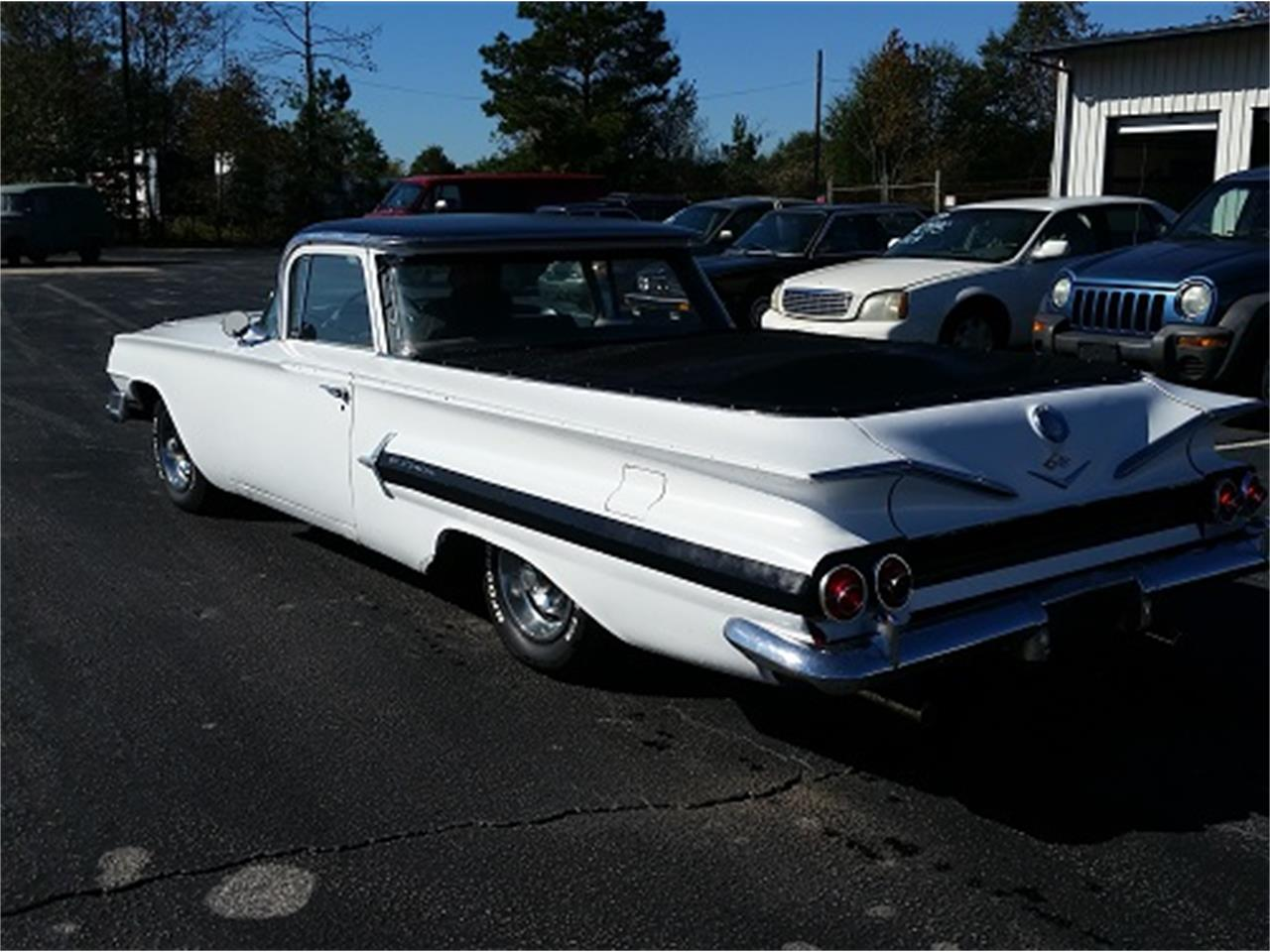 Large Picture of 1960 Chevrolet El Camino located in Simpsonville South Carolina - $12,990.00 - OGD2
