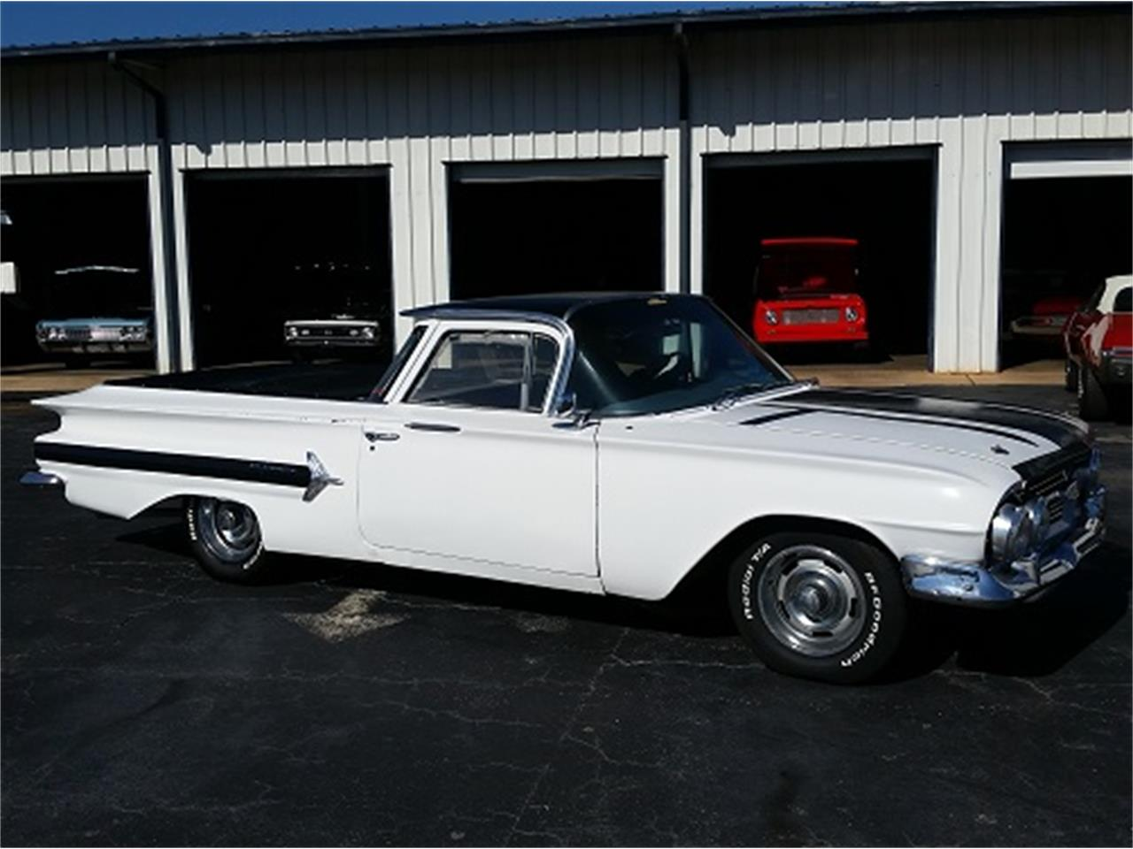 Large Picture of Classic 1960 Chevrolet El Camino Offered by Dream Cars of the Carolinas - OGD2