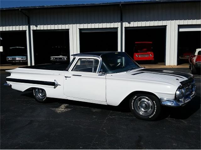 Picture of 1960 El Camino located in Simpsonville South Carolina - $12,990.00 - OGD2