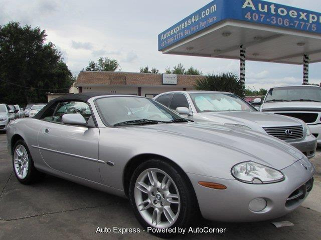 Picture of '02 XK8 - OMYO