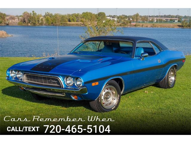 Picture of 1972 Challenger located in Colorado - OMZ4