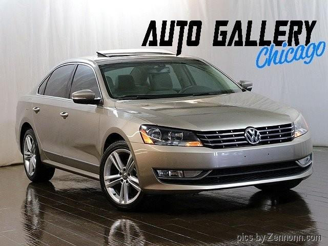 Picture of '15 Passat located in Illinois - $18,490.00 Offered by  - OMZE