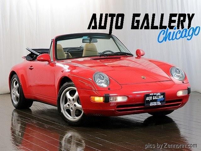 Picture of '96 Porsche 911 Carrera located in Illinois - OMZJ