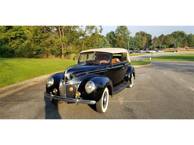 Picture of 1939 Ford Deluxe located in Maryland - $39,985.00 - OMZN