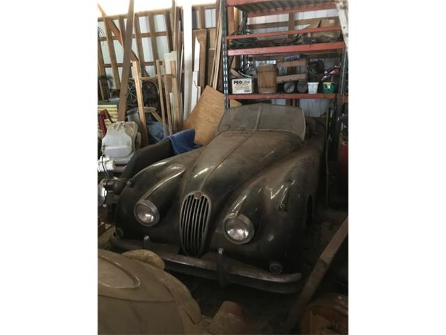 Picture of '57 XK140 - OMZQ