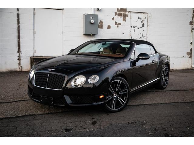 Picture of '13 Continental GTC Mulliner - ON01