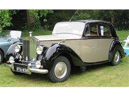 Picture of 1955 Rolls-Royce Silver Dawn - OGD9