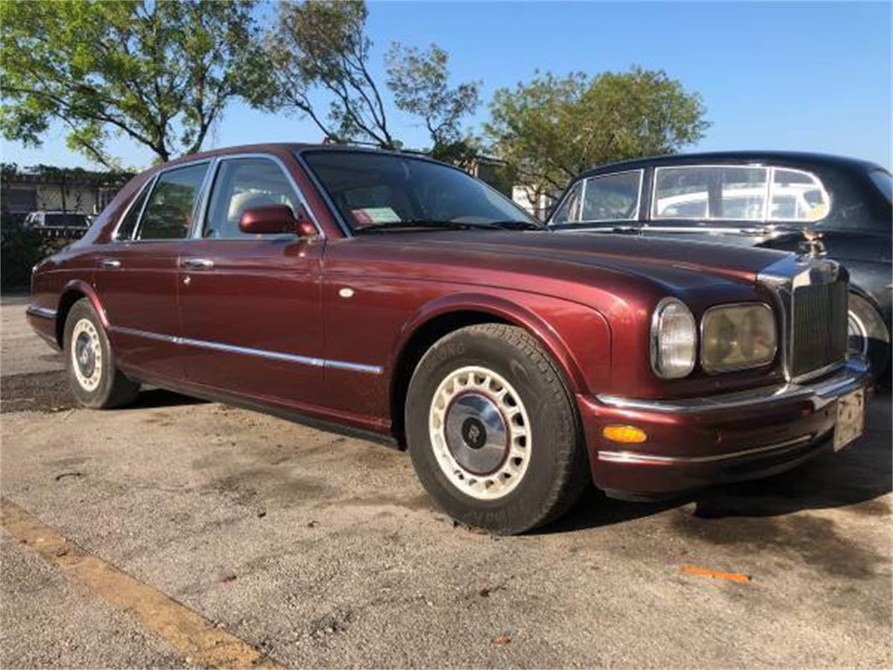 2000 Rolls Royce Silver Seraph For Sale Classiccars Com Cc 1140958