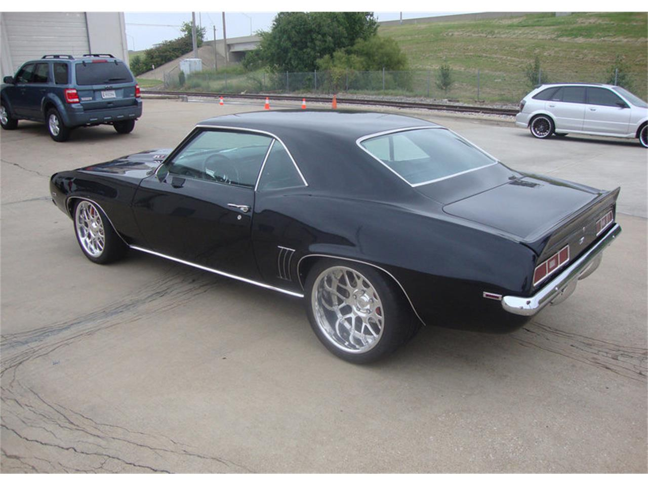 Large Picture of Classic 1969 Chevrolet Camaro Auction Vehicle - ON0X